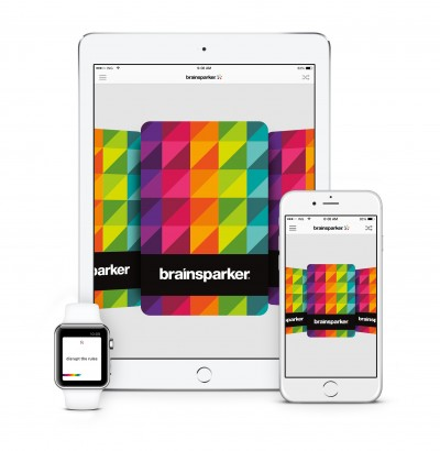 brainsparker app is a top free creativity and innovation app for iPhone, iPad and Apple Watch